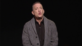 Tom Hanks Is The Father America Needs For Election 2016 On 'SNL'