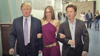 Here's A Recording Of Donald Trump Making Extremely Lewd Remarks About Women To Billy Bush
