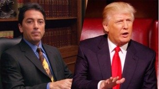 Scott Baio Has No Idea How He And Jon Voight Can Help Trump Fight Liberal Hollywood, But He Vows To Do It