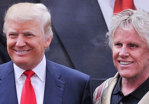 Report: Trump 'Laughed' At Alleged Groping And Sexual Harassment By Gary Busey On 'Apprentice'