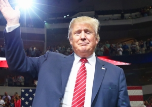 Trump Says He's 'Fine' With Same-Sex Marriage, Feels Differently About Abortion