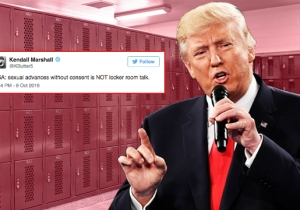 Athletes Fired Back At Donald Trump For His 'Locker Room Talk' Excuse During The Debate