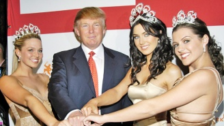 Donald Trump To Howard Stern: It Was My Duty To 'Inspect' Pageant Participants While They Dressed