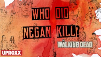 Let's Take A Final Guess At Who Negan Killed In 'The Walking Dead'