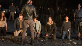 Weekend Preview: Negan's Victim Is Revealed When 'The Walking Dead' Returns