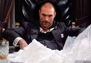 Tyson Fury Admits He's Spent The Last Four Months Snorting Cocaine And Getting 'Fat As A Pig'