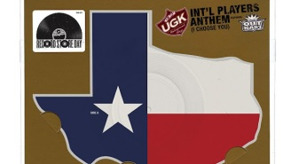 UGK And Outkast Are Releasing 'Int'l Players Anthem' On Texas-Shaped Vinyl