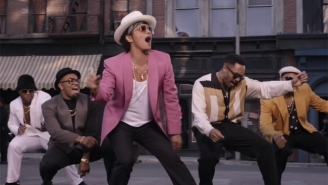 Bruno Mars And Mark Ronson Are Once Again Facing Copyright Trouble For 'Uptown Funk'