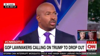 CNN's Van Jones On 'Law And Order Candidate' Trump: 'We Have A Superpredator Running For President'