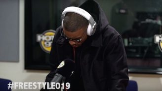 Vince Staples Freestyles On Funk Flex Like He Invented It