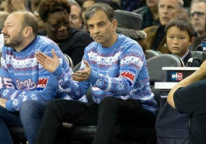 Kings Owner Vivek Ranadive Claims ESPN Staged His Infamous 'Stauskas' Line