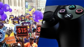 Video Game Voiceover Actors Are Officially On Strike