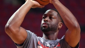 Dwyane Wade Might Finally Become A Legitimate Three-Point Threat With The Bulls