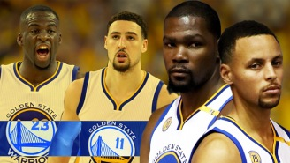 HOOP DREAMS: How The Golden State Warriors Will Win The 2017 NBA Title