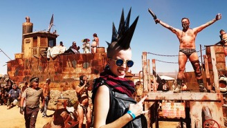 'Wasteland Weekend' Is Mad Max Meets Burning Man In The Coolest Possible Way