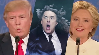 'Weird Al' Helps To Give The Final Debate The Musical Style It Deserves