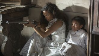 Review: 'Westworld' welcomes new guests and revisits old traumas in 'Chestnut'