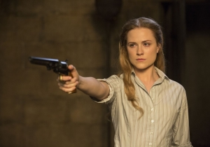 Review: How 'Westworld' may be acting too clever for its own good
