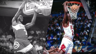 Dominique Wilkins Tells Us He 'Probably' Should've Won The '88 Dunk Contest Over Michael Jordan