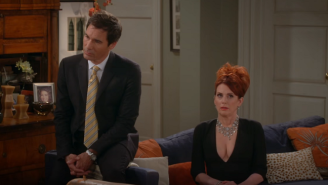 An Actual 'Will & Grace' Revival Is In The Works Thanks To The Cast's Election-Themed Reunion