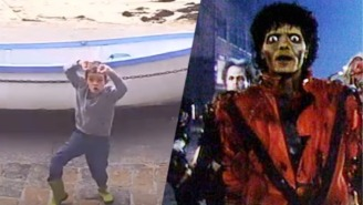 Watch This Autistic 8-Year-Old Perform The 'Thriller' Dance Almost As Well As The King Of Pop Himself