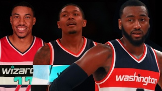 HOOP DREAMS: How The Washington Wizards Will Win The 2017 NBA Title