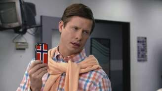 'Workaholics' Star Anders Holm Is Ready To Spread His Wings As Fox's 'Pigeon'