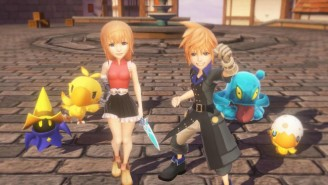 Review: 'World Of Final Fantasy' Takes The Franchise Back To Basics