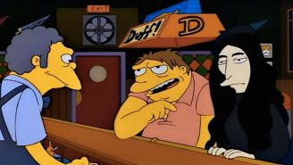 Yoko Ono Helped Bring A Classic 'Simpsons' Joke To Life
