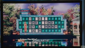 'You're The Worst' Shouted Out An All-Time Great 'Wheel Of Fortune' Blooper