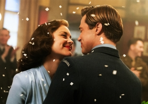 'Allied' Is Robert Zemeckis' Best Movie In Years, Maybe Decades