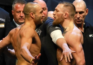 Check Out The Best Fights From UFC 205's Stars To Get Hyped For Saturday Night