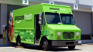 Amazon Will Accept Food Stamps To Combat America's Food Deserts