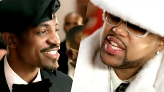 Andre 3000's Verse Almost Didn't Make It On 'Int'l Players Anthem'