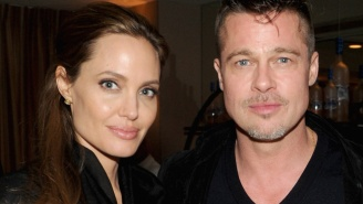 Angelina Jolie And Brad Pitt Reportedly Reached A Secretive Divorce Agreement Regarding Their Children