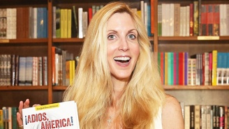 Ann Coulter's Obamacare Replacement Rant Shows That Even She's Not A Fan Of The Trumpcare Bill
