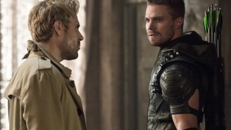 Think 'Arrow' was meh last season? Stephen Amell agrees
