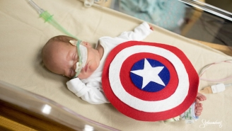 These Costumed NICU Babies Won Halloween And Warmed Our Cold Hearts