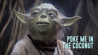 'Bad Lip Reading' Transforms Yoda Into A Seagull-Obsessed Troubadour