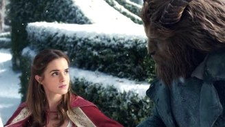 The First 'Beauty And The Beast' Trailer Is Here