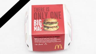 The Creator Of The McDonald's Big Mac And Egg McMuffin Has Passed Away