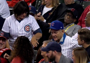 Bill Murray Added To His Baseball Legend By Giving A Complete Stranger A World Series Ticket