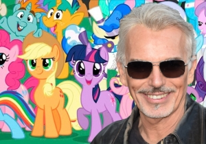 Billy Bob Thornton Just Revealed His Inner Brony To The World