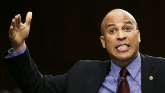 Cory Booker Slams Trump Appointment Steve Bannon: He 'Won't Build Bridges, He Will Burn Them'