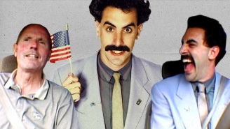 Celebrating 10 Years Of 'Borat,' And The Driving Instructor Who Embodied The Best Of Us