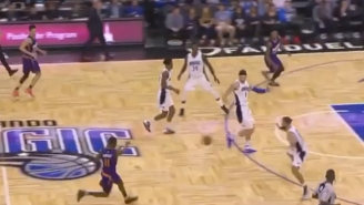Brandon Knight Threaded The Needle On This Gorgeous Assist To Marquese Chriss