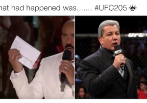 The UFC Screwed Up A Decision Announcement And The Internet Went Bonkers