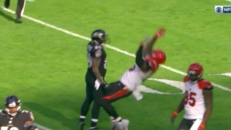 Steve Smith Got Penalized After Vontaze Burfict Committed The Flop Of The Year