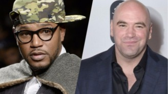 Cam'ron's Threatening Dana White And The UFC With A Lawsuit