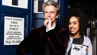Steven Moffat Thinks 'Doctor Who' Companions Should Always Be Women Because Sci-Fi Is 'Notoriously Male'